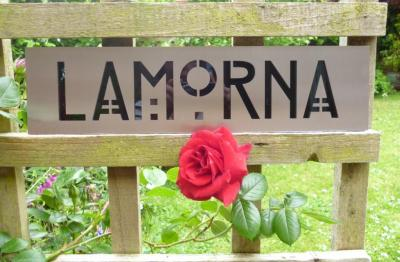 Stainless Steel Name Plate Lamorna.JPG